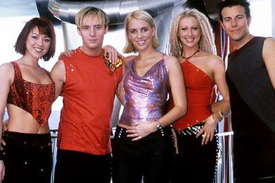 """In 1997, hyperactive five-piece Steps bootscooted their way into our lives with line-dancing classic '5, 6, 7, 8'. During their four-year reign at the top of the charts, they racked up five albums, sold more than 15 million albums and ramped up the world's """"obsession for a western"""".<br/><br/>After five years of faux-lasooing, the band split... before reuniting for a four-part documentary series <I>Steps: Reunion</i>.  <br/><br/>Which eventually led to a second reunion special, a 22-date UK tour and a final studio album <I>Light Up The World</I>."""