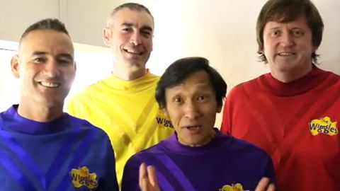 Fan fury as Wiggles replace themselves with younger members (including a girl)