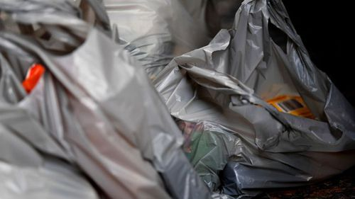 Single use plastic bags have not been banned in NSW. Picture: AAP
