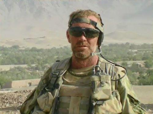 Mr Brock is an army veteran.