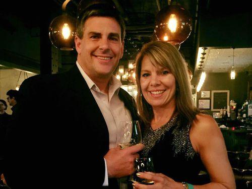 Michael and Jennifer Riordan. (Supplied)