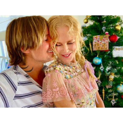 <strong>Keith Urban and Nicole Kidman</strong>