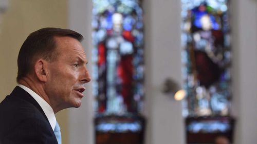 Tony Abbott has been a long-time friend of Cardinal George Pell.