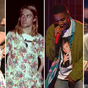 Kid Cudi wears floral dress in tribute to Kurt Cobain