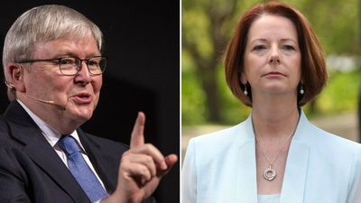 Decade of instability: Canberra's leadership battles