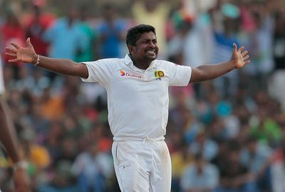 Rangana Herath - A spinner who has been compared to the great Muttiah Muralitharan.