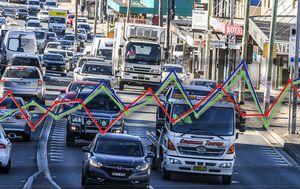 Coronavirus worsening school run traffic in Sydney and Brisbane