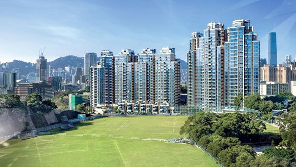 Sun Hung Kai Properties' Ultima apartment complex