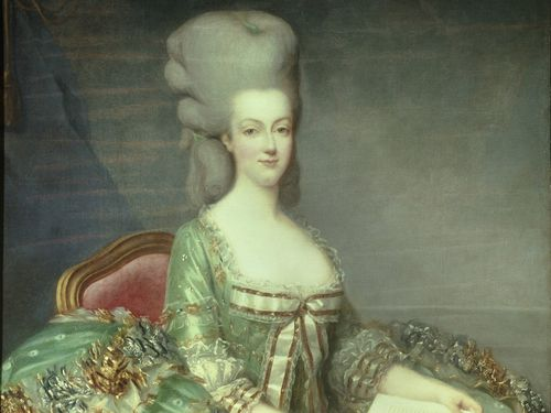 Jewelry that once belonged to Marie Antoinette, the last Queen of France before the French Revolution, is going up for auction.