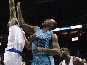 Charlotte Hornets point-guard Kemba Walker. (AAP)