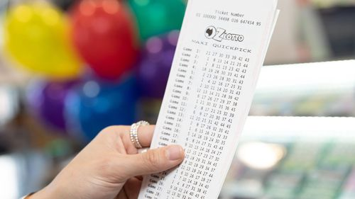 The winner of last week's Oz Lotto prize has finally come forward.