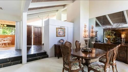 The home features modern and vintage touches. Picture: Supplied