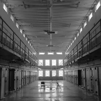 <strong>Penitentiary of New Mexico, Santa Fe, MN</strong>