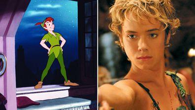 Peter Pan (1953) - Return to Never Land (2003)