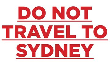Newcastle residents told not to travel to Sydney amid coronavirus outbreak.