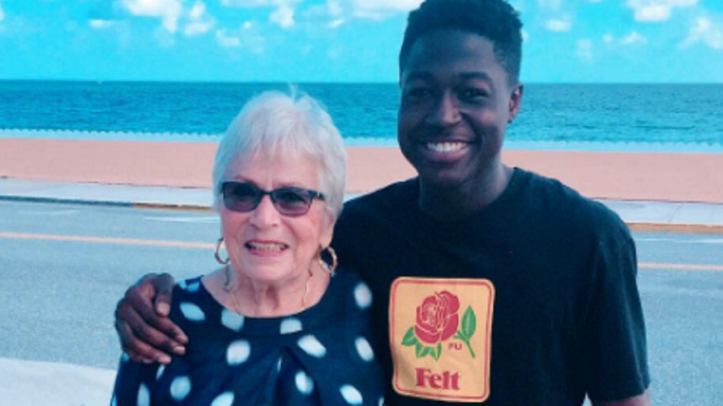 Harlem Rapper Finally Meets His 81-Year-Old 'Words With Friends' Buddy
