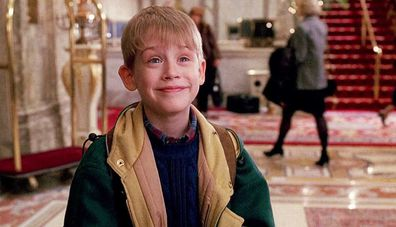 Kevin McCallister in The Plaza hotel