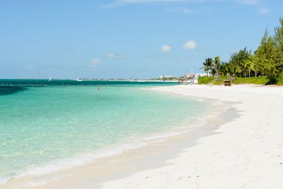 <strong>1. Grace Bay,Turks and Caicos</strong>