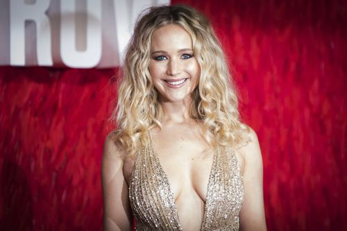 "Jennifer Lawrence is taking time off to work with young people to help ""fix our democracy"". (AAP)"