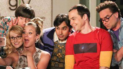 Jim Parson on The Big Bang Theory