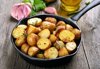 <strong>Potatoes</strong>