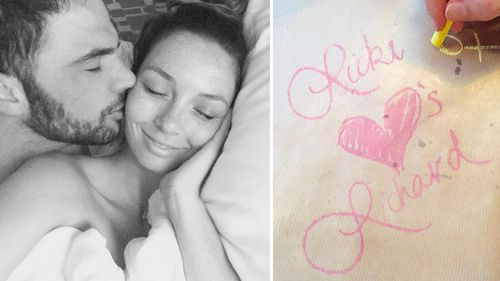 Ricki-Lee Coulter marries partner of six years in private Parisian ceremony