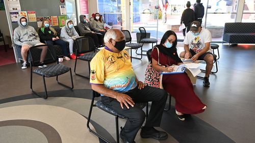 Indigenous communities in New South Wales have been experiencing some challenges around vaccine misinformation and access.