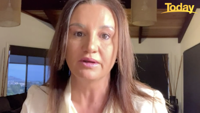 Senator Jacqui Lambie apologised on behalf of politicians, saying the decision to withdraw from Afghanistan rests solely with them.