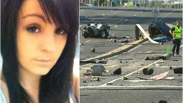 Woman 'escaped' psychiatric ward hours before fatal crash
