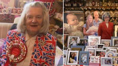 Royal super fan's $71k memorabilia collection