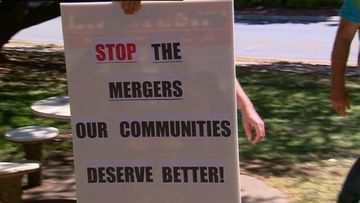 NSW government backflips on council mergers