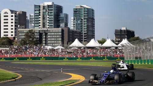 The four-day Melbourne Grand Prix event begins on Thursday. (AAP)