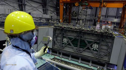 Reactor three at Fukushima was central to the catastrophic meltdown in 2011.