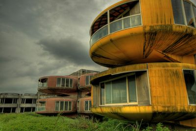 <strong>Sanzhi UFO Houses, Taiwan</strong>