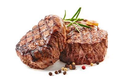 Beef:4.5mg per 100g