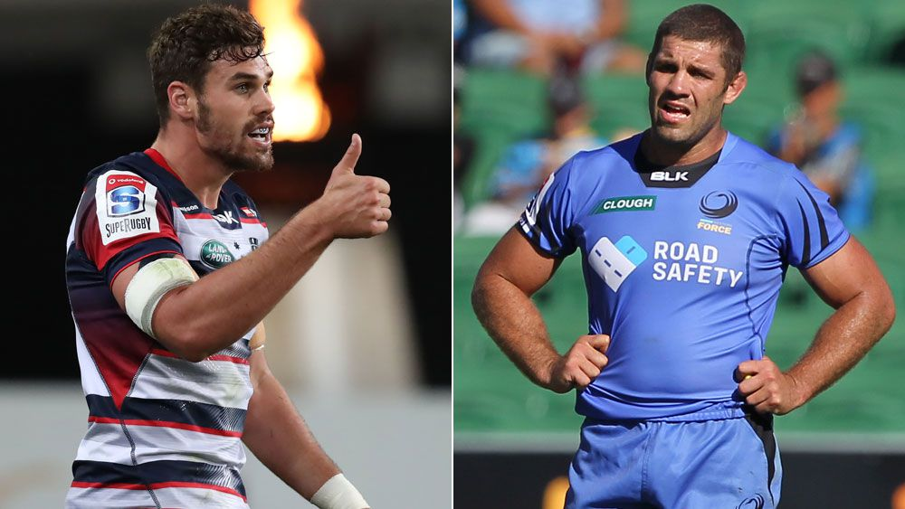 Super Rugby's Melbourne Rebels or Western Force to be axed from competition
