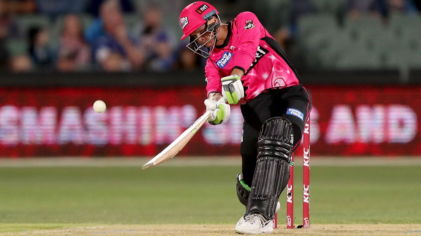 BBL: Joe Denly shines as Sydney Sixers ease past Adelaide Strikers