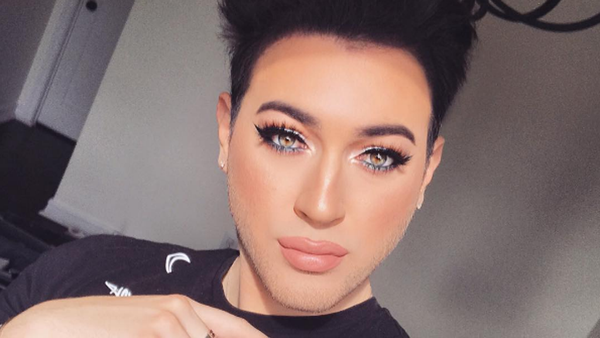 Beauty blogger Manny Gutierrez stands up to online bullying. Image: Instagram/@MannyMua733