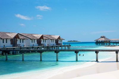 <strong>Reethi Beach Resort, Maldives</strong>