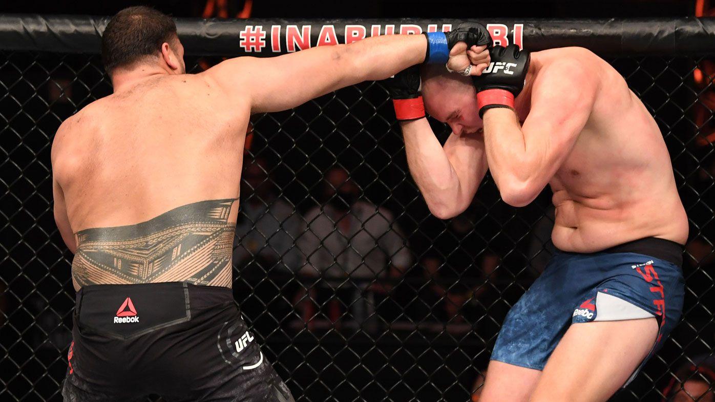 UFC 254: Robert Whittaker beats Jared Cannonier, Tai Tuivasa KOs Stefan Struve