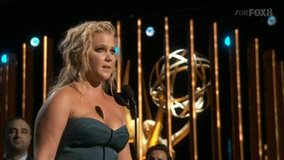 <p><strong>Best Variety Sketch Series</strong></p><p><em>Inside Amy Schumer</em></p>