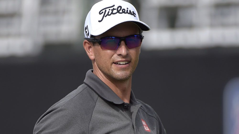 I'll watch Olympics, just not golf: Scott