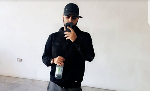 Murat Yaktubay handed himself into Riverstone Police Station yesterday evening where he was taken into custody and charged over the alleged stabbing of David Sidhom.