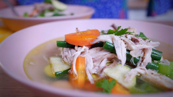 9Honey Quarantine Kitchen: This is the ultimate, nourishing chicken soup for the body and soul