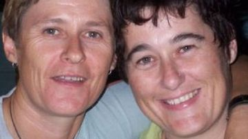 Tamra McBeath-Riley (left) and Claire Hockridge (right) were reported missing after setting out for a hike in central Australia.
