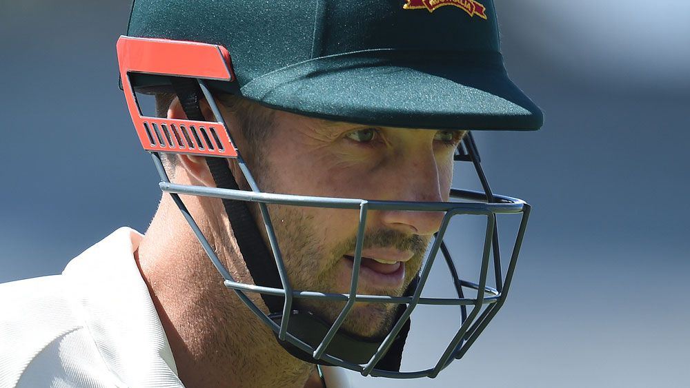 Shaun Marsh to miss second Test