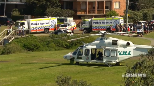 A woman has died after falling from a popular cliff edge in Vaucluse.