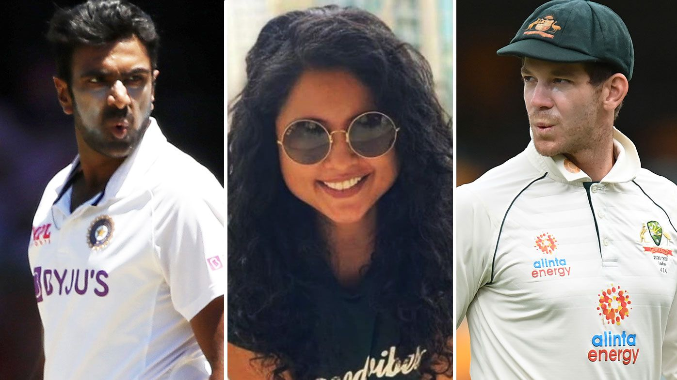 Ravichandran Ashwin and wife get last laugh over Tim Paine in 'sensational' Twitter sledge
