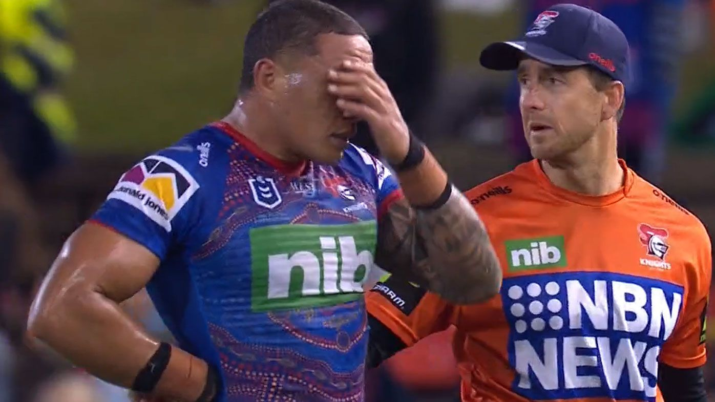 Tyson Frizell ruled out of State of Origin series through injury