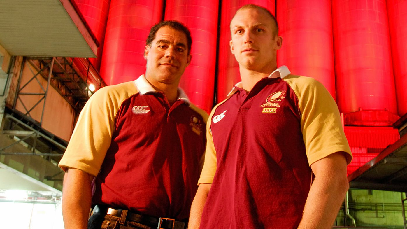Rugby league greats Andrew Johns, Peter Sterling and Darren Lockyer call for Mal Meninga to be ninth Immortal